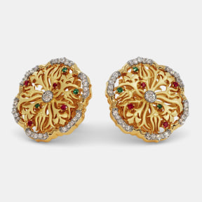 The Sud Barg stud Earrings