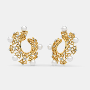 The Regalia Hoop Earrings