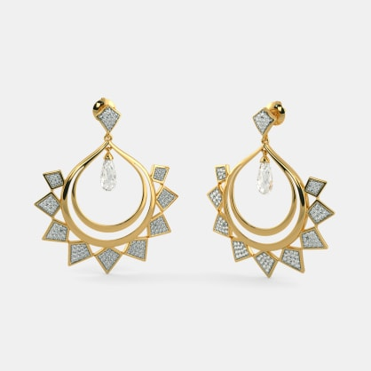The Mahtaab Chand Bali Earrings