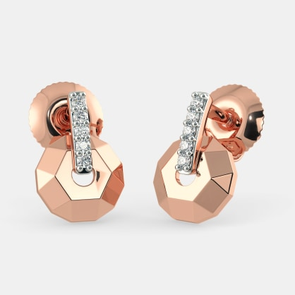 The Panache Stud Earrings