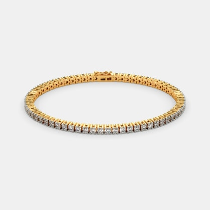 The Cala Tennis Bracelet