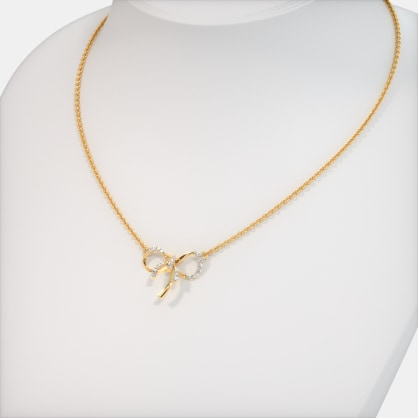 The Zia Knot Necklace