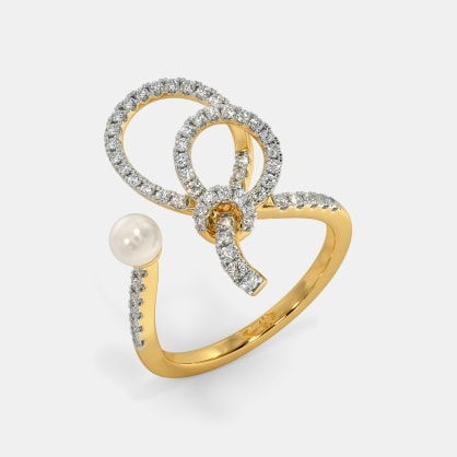The Issey Top Open Ring