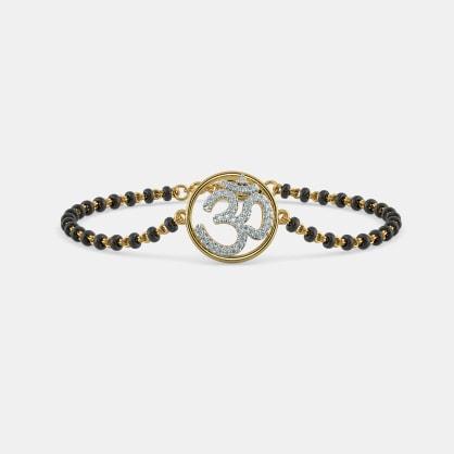 The Ekanthika Mangalsutra Bracelet