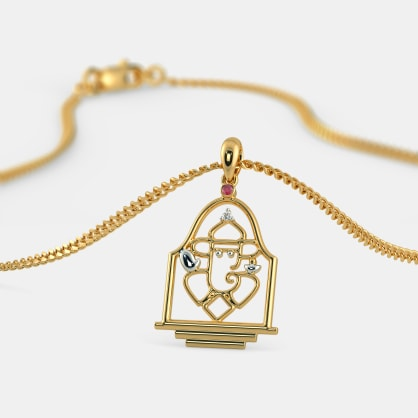 The Gajakarna Pendant