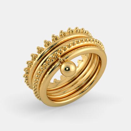 The Ayasya Stackable Ring