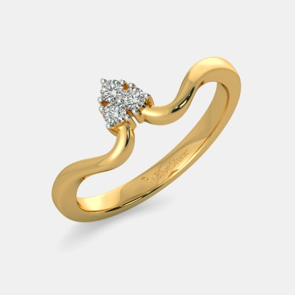 The Zenith of Love ring