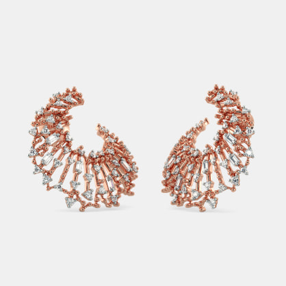 The Esther Hoop Earrings