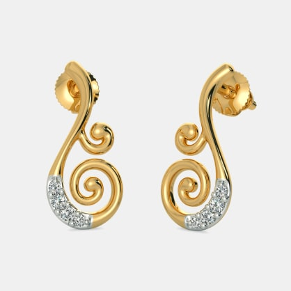 The Augusta Stud Earrings