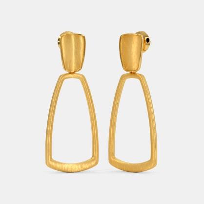 The Vainavi Drop Earrings