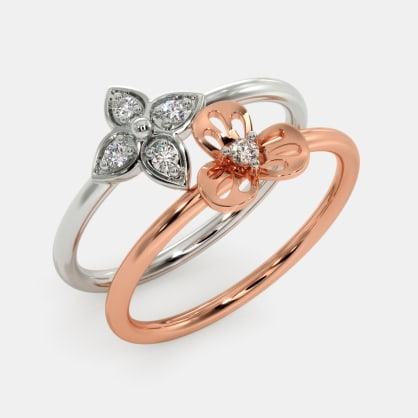 The Lush Stackable Ring
