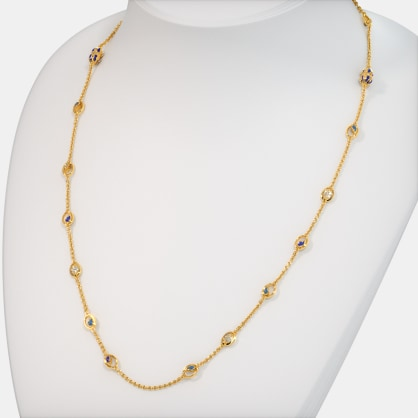 The Latifa Station Convertible Necklace