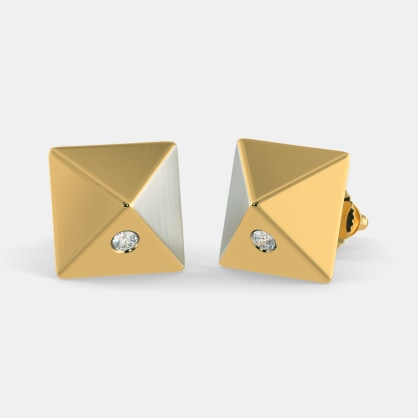 The Pyramid Earrings