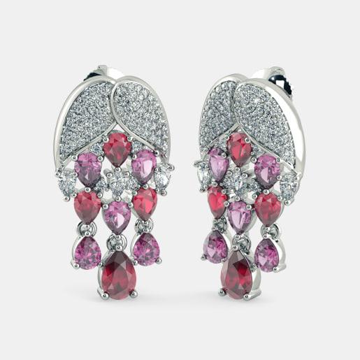 The Flowerlet Drop Earrings
