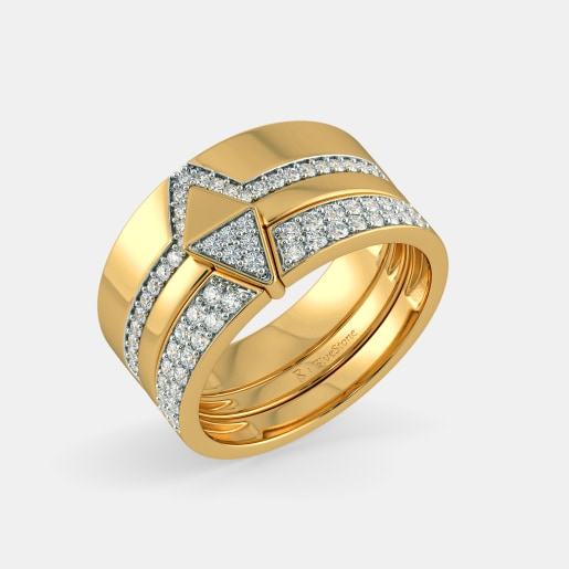 The Savoir Vivre Stackable Ring