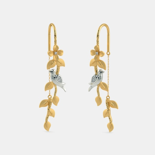 The Allovera Sui Dhaga Earrings