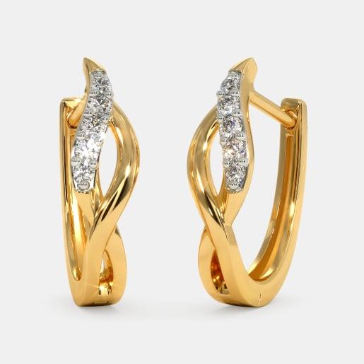 The Rafelia Hoop Earrings