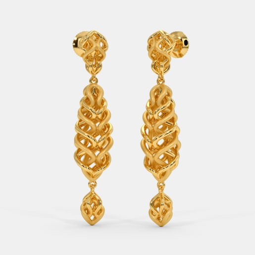 The Anvi Drop Earrings