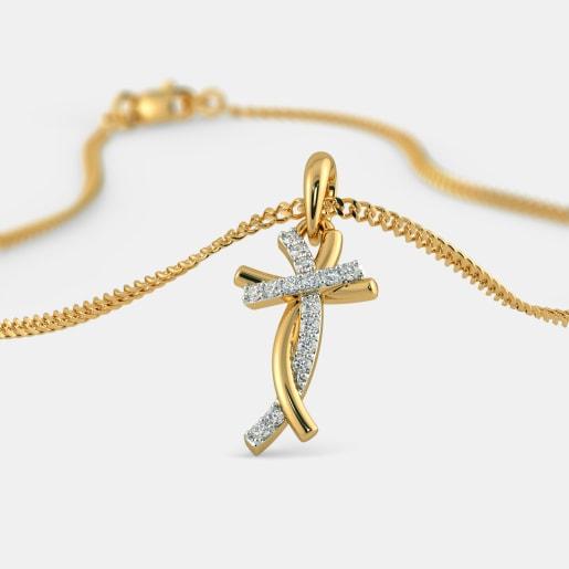 The Allen Cross Pendant