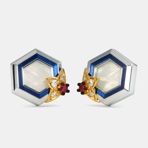 The Rayen Stud Earrings
