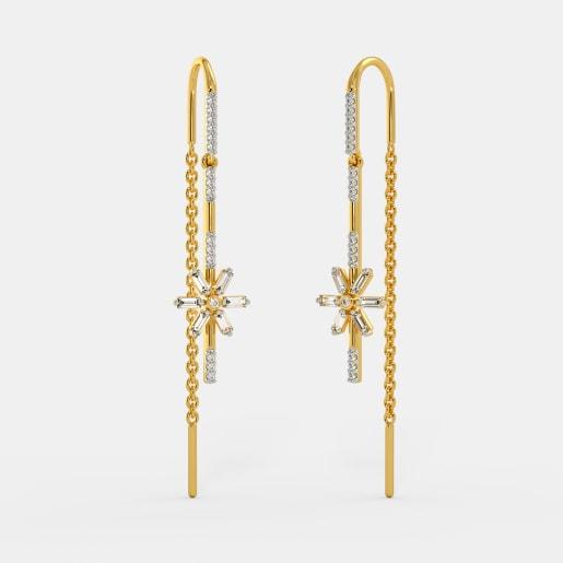 The Aaqil Sui Dhaga Earrings