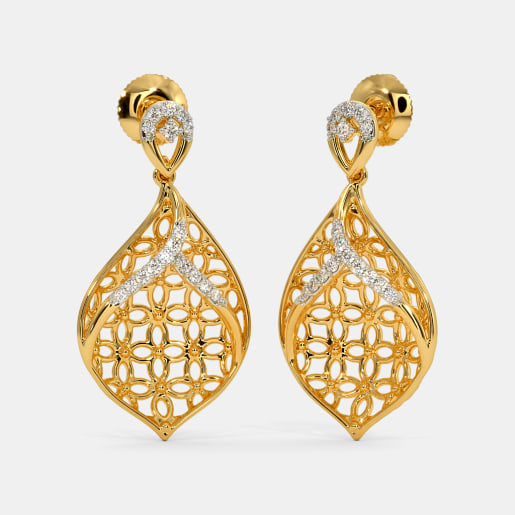 The Jubilee Drop Earrings