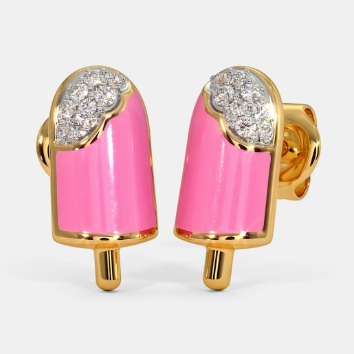 The Mangobar Kids Stud Earrings