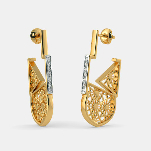 The Marrakech Hoop Earrings