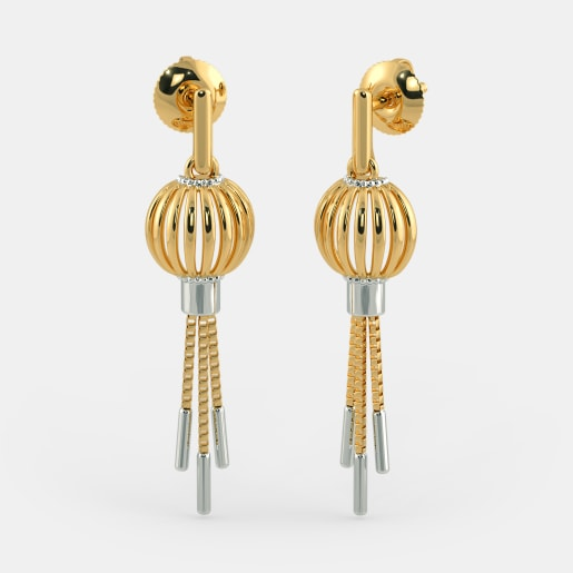 The Spherical Wonder Earrings