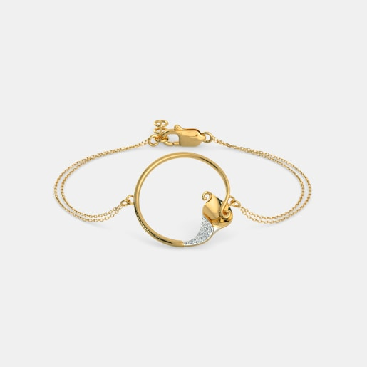 The Purity Lily Bracelet