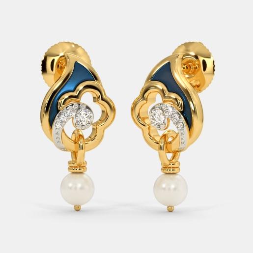 The Vamil Stud Earrings