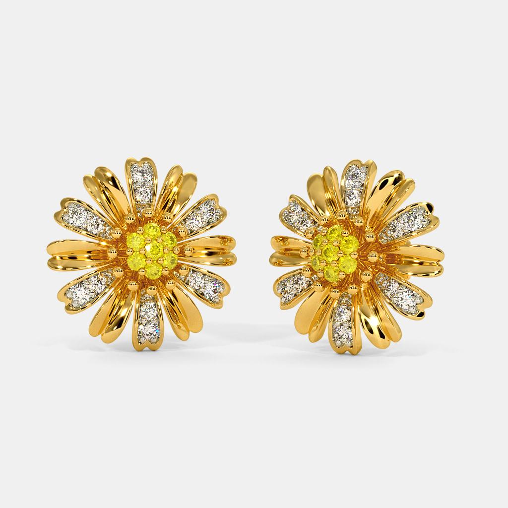 The Nevio Stud Earrings
