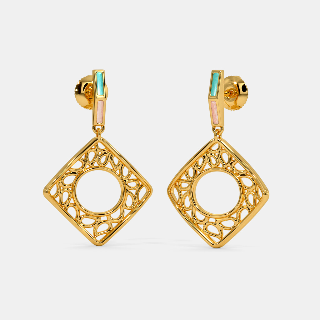 The Ulva Drop Earrings