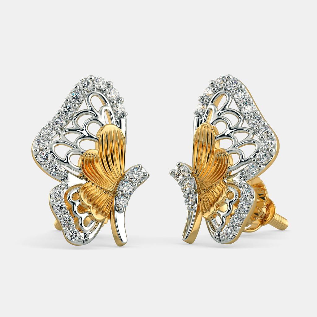 The Lindsey Butterfly Earrings