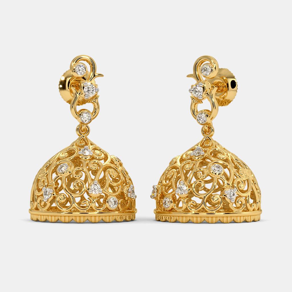 The Elva Drop Earrings
