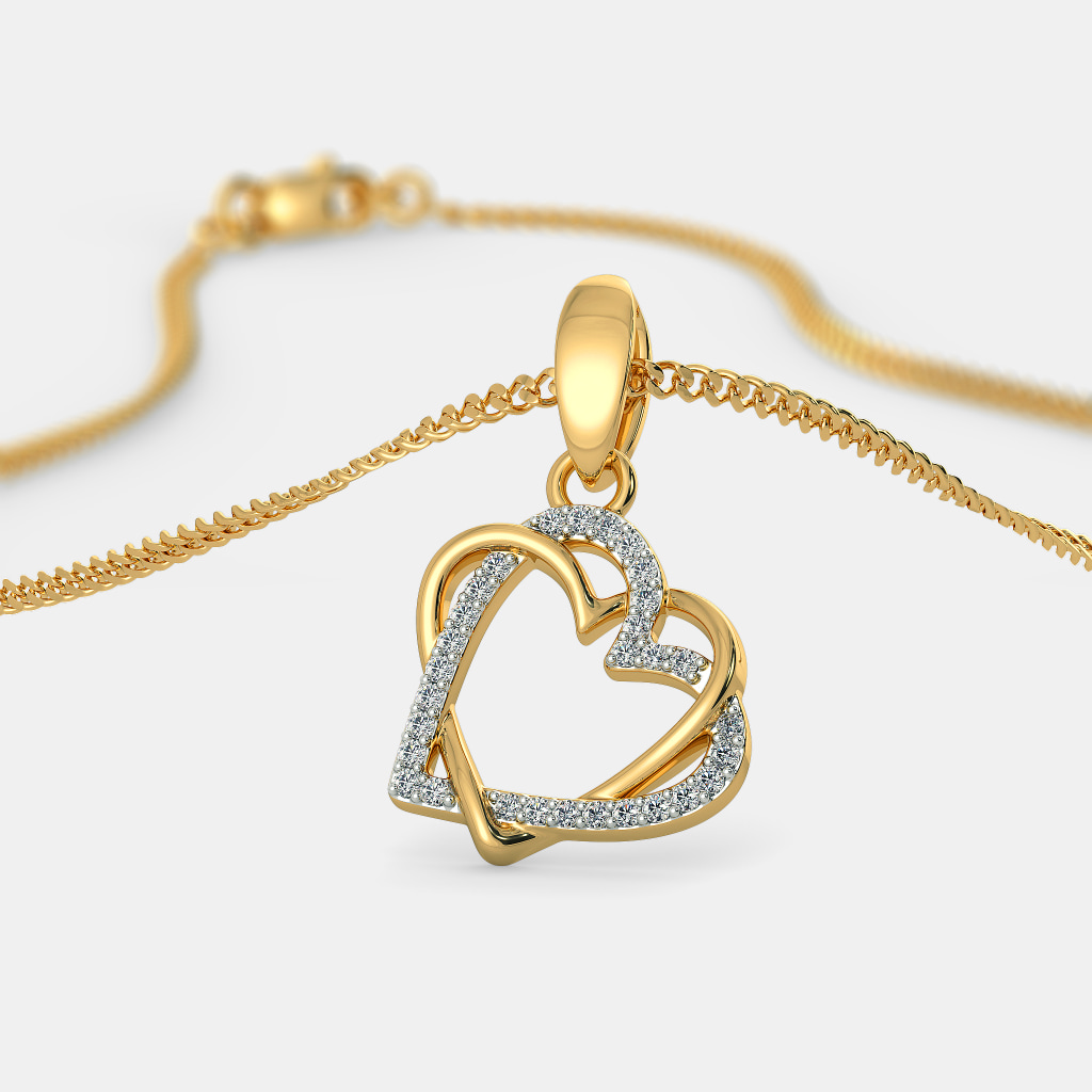 The Hearts Together Pendant