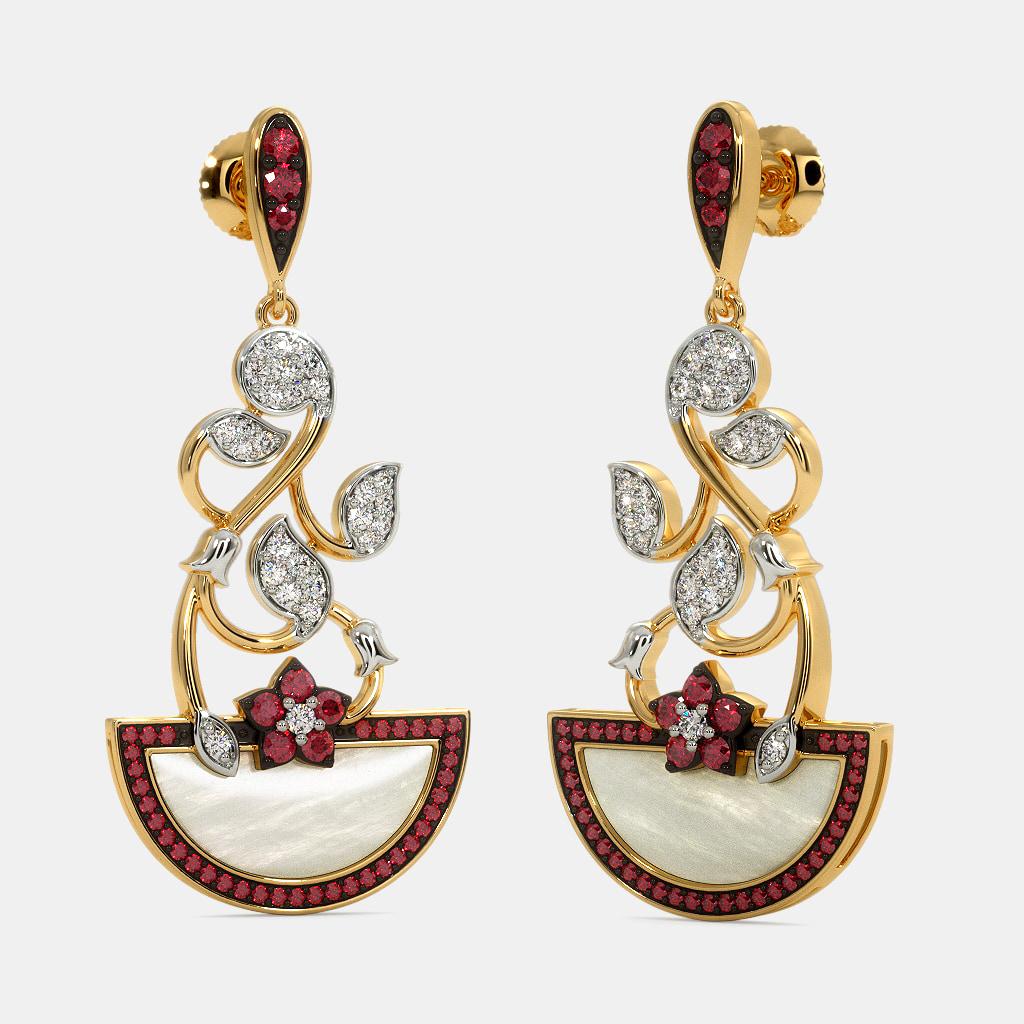 The Talia Drop Earrings
