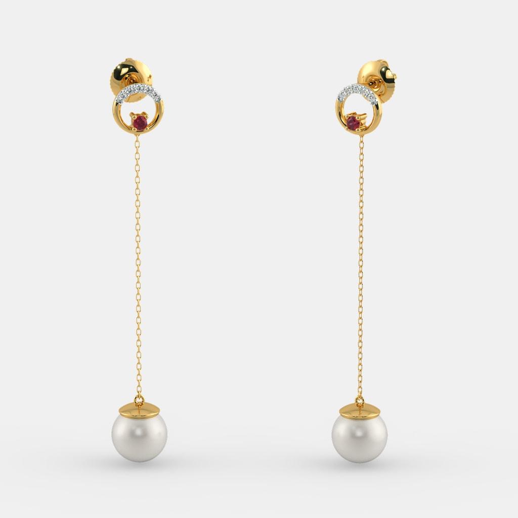 The Darla Drop Earrings