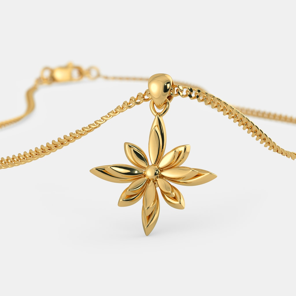 The Blossoming Beauty Pendant