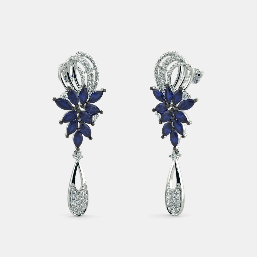 The Divyarani Drop Earrings