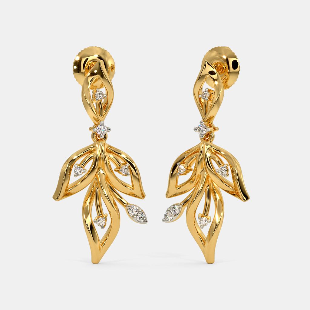 The Almire Drop Earrings