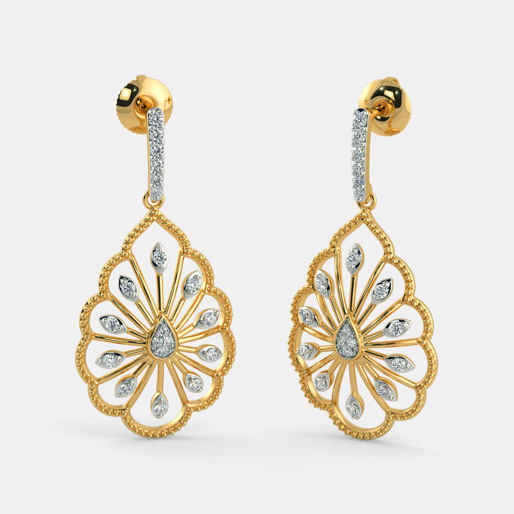 The Sheryl Drop Earrings