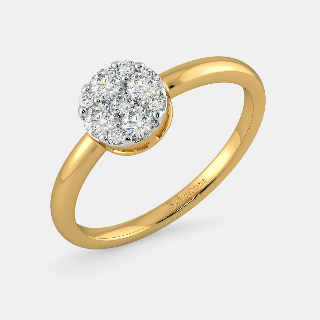 The Solstice Composite Diamond Ring