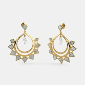 The Mahtaab Chand Bali Earrings