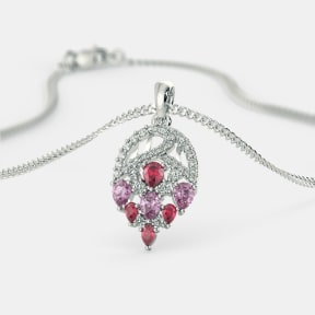 The Blossom of Buds Pendant