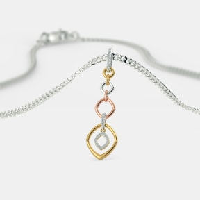 The Scintillating Link Pendant