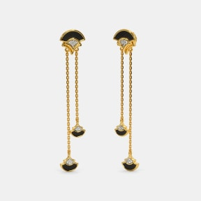 The Achi Convertible Jacket Earrings