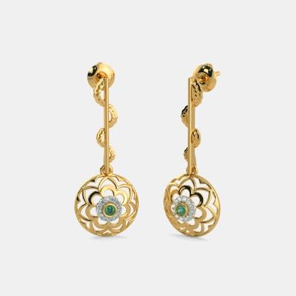 The Lizandra Drop Earrings