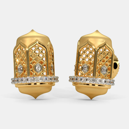 The Wagdi Stud Earrings