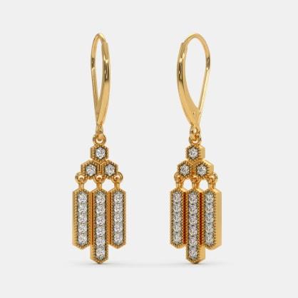 The Marilyn Drop Earrings